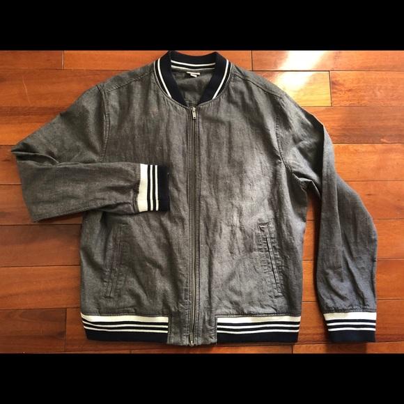 a828afc0a Varsity Jacket Merona (Target) Men's XL Full Zip